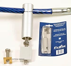 Diebstahlsicherung Windsurfen Boardlock Eckla für Box PB/US