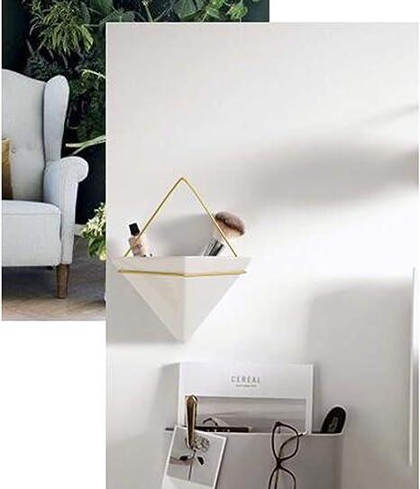 DYGDHJ Soporte de Metal para Maceta de jardín, Escalera Decorativa de Metal para jardín o Patio para decoración del hogar: Amazon.es: Jardín
