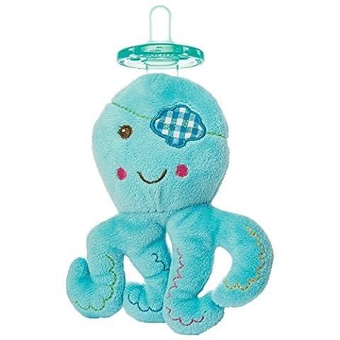 Mary Meyer Wubbanub Baby Buccaneer Octopus Pacifier (Mary Meyer Wubbanubs)