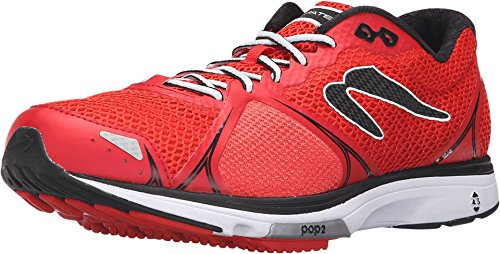 Newton Running Men's Fate II Red/Black Sneaker 10 D (M) M011516