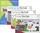 Explode the Code SET--Books A, B, and C with Teacher