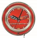 Corvette – C6 Neon Clock
