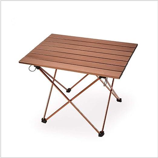 Gghy-camping tables Conveniente para Acampar al Aire Libre con ...