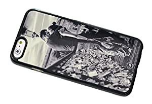 1888998602609 [Global Case] Love Story Romance Valentine's day Couple Peace Dancing couple Navy Respect Sadness Loneliness Locks Happiness I miss you Vie (BLACK CASE) Snap-on Cover Shell for Huawei P2 ASCEND