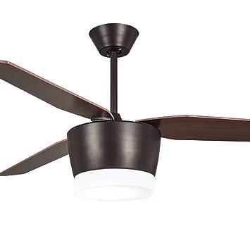 Ventiladores de techo con lámpara Ventilador De Techo Sala ...