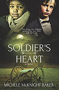 Soldier's Heart  by Michele McKnight Baker ebook deal