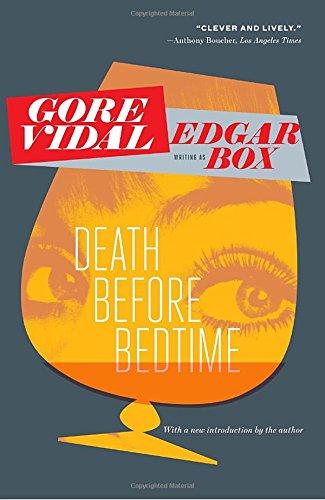 Death Before Bedtime (Vintage Crime/Black Lizard)