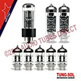 Tung-Sol/Sovtek Tube Upgrade Kit For VOX AC15 Reissue Amps EL84 12AX7 5Y3GT