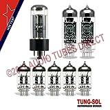 Tung-Sol/Sovtek Tube Upgrade Kit For VOX AC15 Reissue Amps EL84 12AX7 5Y3GT