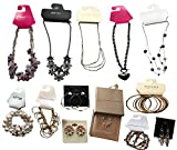 100 pieces Wholesale Fashion Jewelry lot assorted