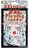 Out of The Blue 76/5615 Jumbo Plastic Coated Playing Card