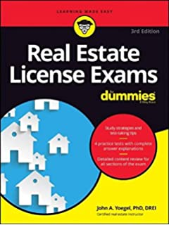Amazon real estate license exams for dummies 9781118572832 real estate license exams for dummies fandeluxe Choice Image