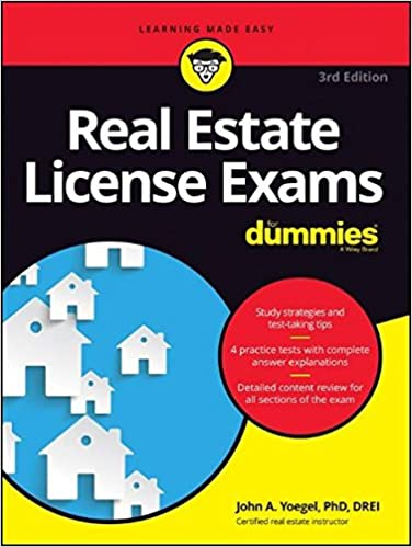 Amazon real estate license exams for dummies 9781119370659 real estate license exams for dummies 3rd edition fandeluxe Image collections