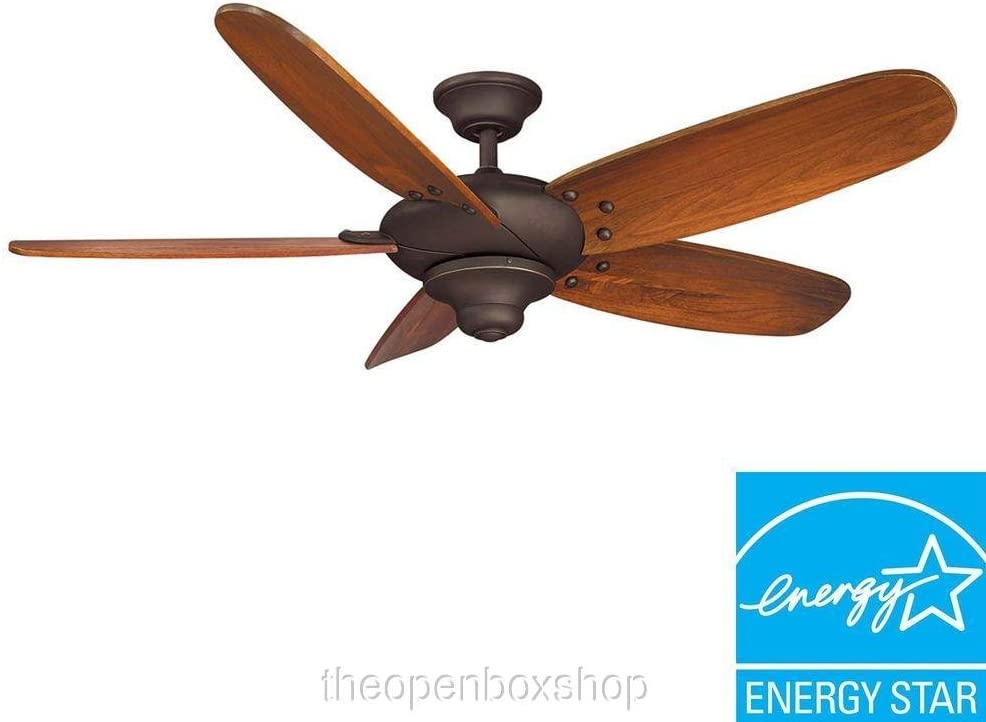 Home Decorators Collection Altura 56 In. Oil Rubbed Bronze Ceiling Fan