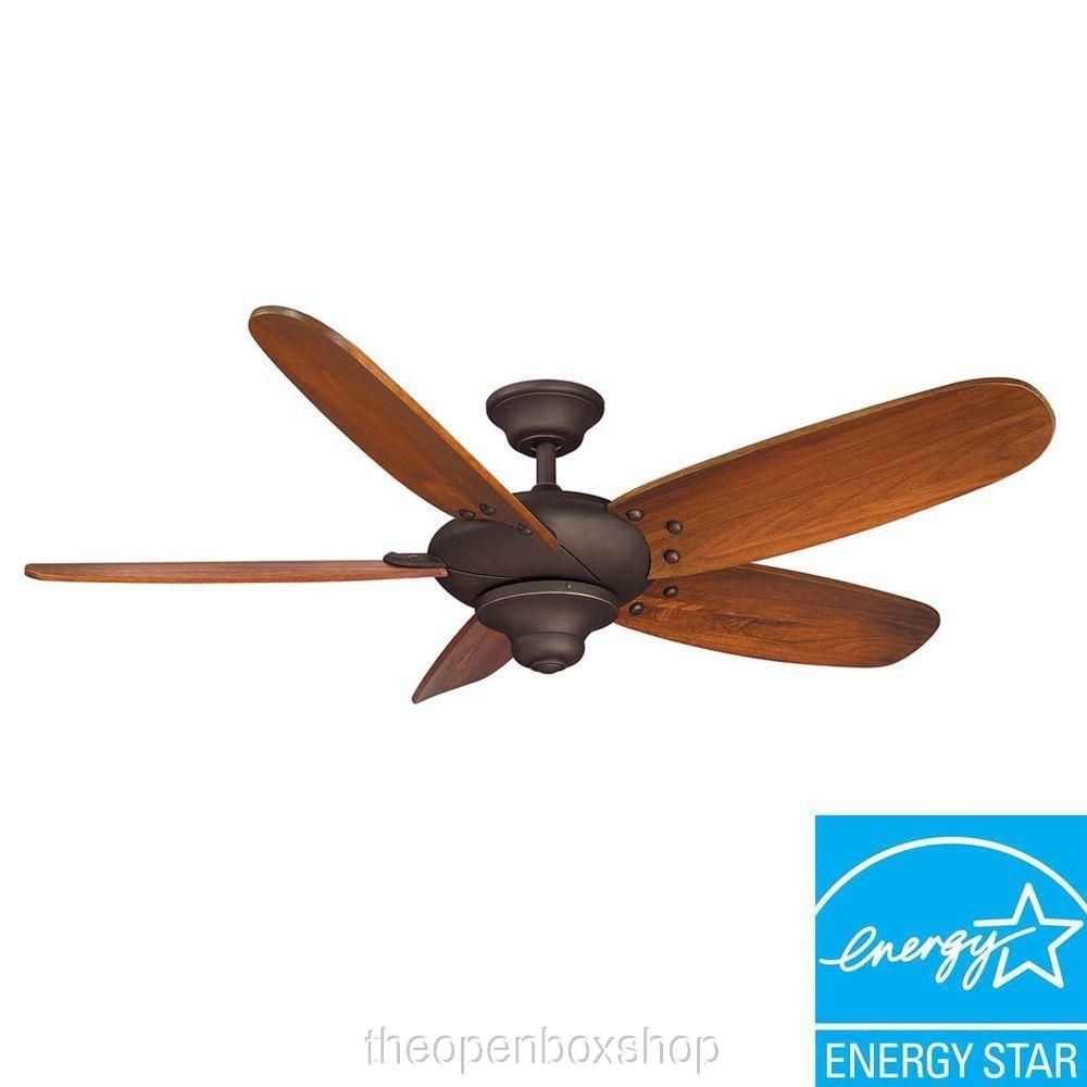 Home Decorators Collection Altura 56 In. Oil Rubbed Bronze Ceiling Fan      Amazon.com