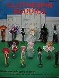Clothespin Buddies Book # 317