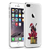 Best Cover Cases With Deadpool Designs - iPhone 8 Plus, iPhone 7 Plus Clear Cas Review