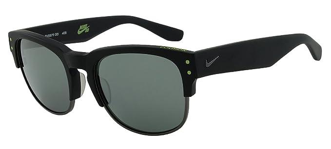 Nike Volition EV0879 001 54, Gafas de Sol Unisex-niños, MT Blk/