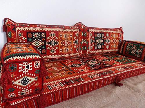floor seating,floor cushions,arabic seating,arabic cushions,floor sofa,oriental seating,furniture,majlis,jalsa,floor couch,arabic couch - MA 44 (Sofa Oriental Sets)