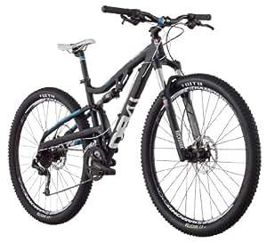 Diamondback 2013 Recoil Pro 29er Full Suspension Mountain Bike with 29-Inch Wheels (Black, 20-Inch/Large)
