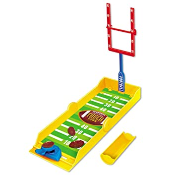 Mini Tabletop Soccer Football Goal Set Toy , Funny Finger Sports Team Toy Football Play Game for Toddler