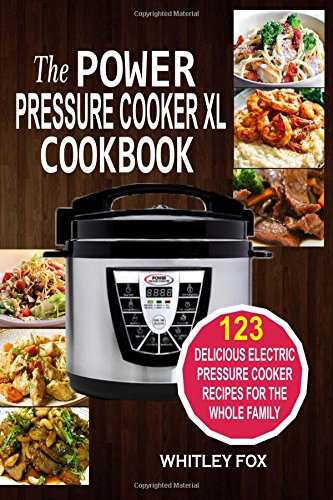 Power Pressure Cooker Cookbook Delicious product image