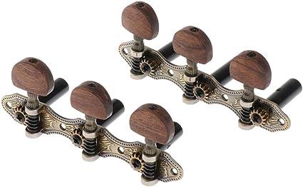 Clavijas de Afinación Clavijero de Repuesto para Guitarra ...