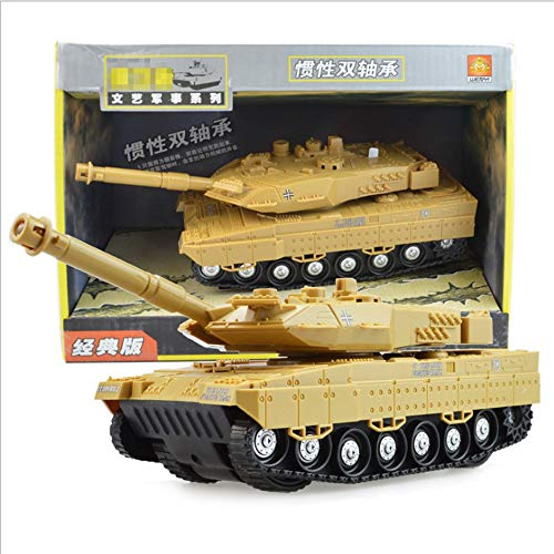 Kikioo 2.4GHz RC Main Battle Military Tanks Crawler Vehicle Panzer Tank German Tiger I With Sound, Rotating Turret And Recoil Action When Cannon Artillery Shoots 3 Years Old Children's Birthday Presen