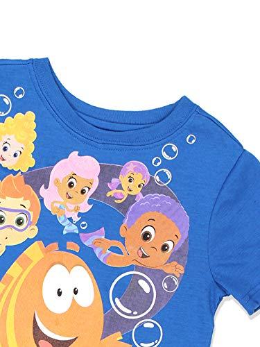 2780d3ab76 Nick Jr. Bubble Guppies Bubble Guppies Boys Short Sleeve Tee ...