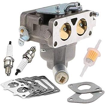 Amazon com : 797890 Carburetor Rebuild Kit With Float, Choke