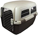 Marchioro Clipper Ithaka 6-Pet Carrier, 36.5-Inch, Tan/Brown