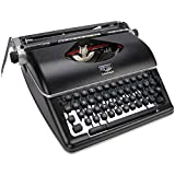 Best Electric Typewriters - Royal Classic Retro Manual Typewriter (Black) Review