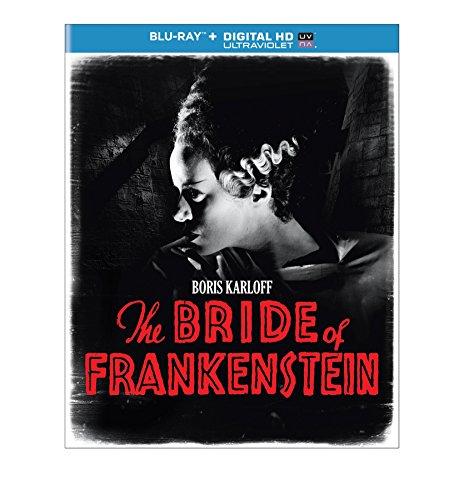 The Bride of Frankenstein [Blu-ray]