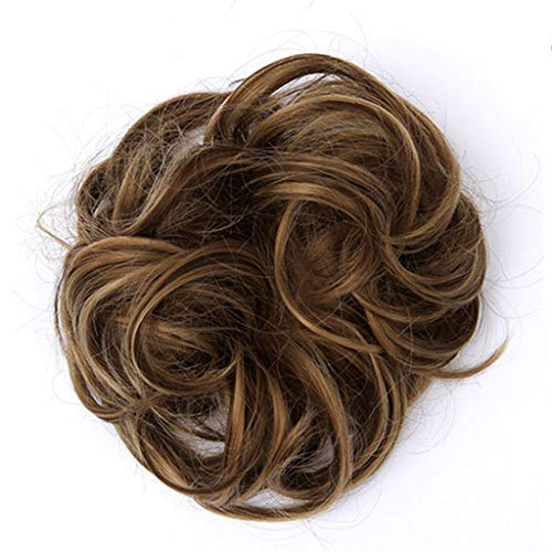 Iusun Easy-to-Wear Stylish Hair Circle Women Girls Hair Circle Elastics Ponytail Holder Hair Bands Ties Shrink Accessory