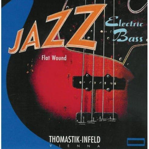 4 Strings Jazz Bass - 8