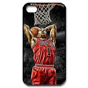 Derrick Rose New Printed Case for iPhone 6 plus 5.5 Unique Design Derrick Rose Case