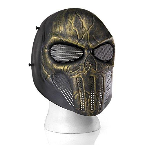 Flexzion Paintball Skeleton Protection Revenger