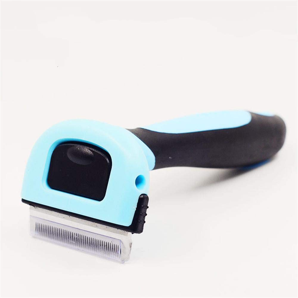 ZMLJS Professional Mane Comb Hair Removal Comb Open Knot Comb Pet Supplies Dog Hair Comb