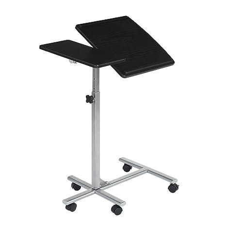 Utilidad ajustable ordenador portátil escritorio mesa para cama mesa auxiliar mesa portátil altura ajustable ordenador portátil