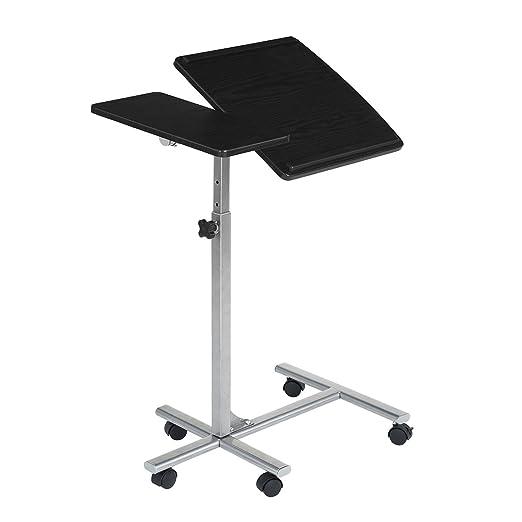 Utilidad ajustable ordenador portátil escritorio mesa para cama ...