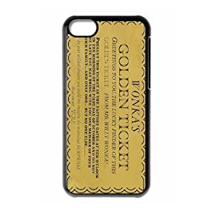 Willy Wonka Golden Ticket Chocolate Bar For Iphone 5c TPUKO-Q785078