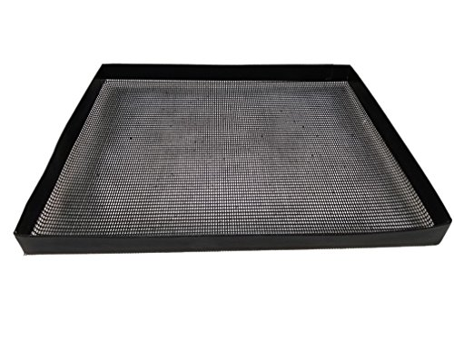 PTFE Fine Mesh Oven basket for Turbo Chef, Merrychef, and Amana (Replaces 100011) by Essentialware