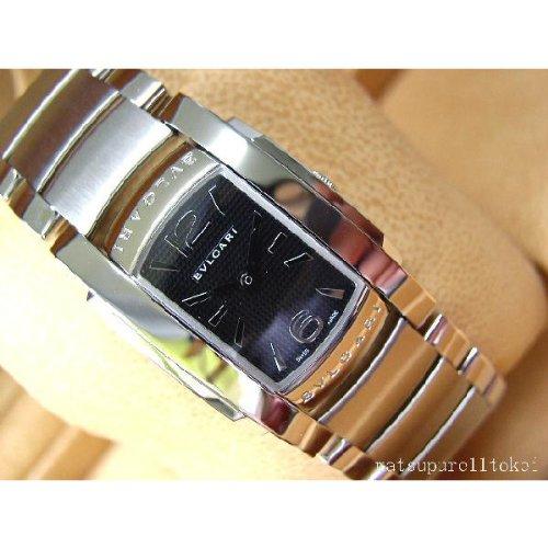 Los nuevos relojes Bvlgari Assioma 35 mm con esfera negra y el reloj AA35BSS