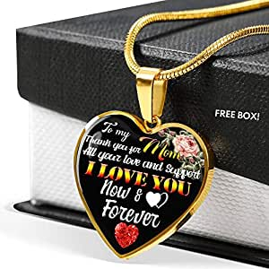 Amazon.com: Family Gifts Meaningful Mother Gift - to My