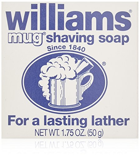 Williams Mug Shaving Soap, 10.5 Ounce - Making Memories Vintage Findings