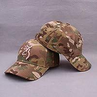 QOHNK Sombrero de Camuflaje Browning al Aire Libre
