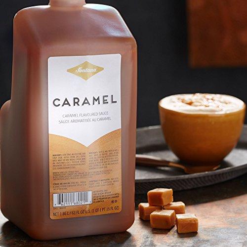 Fontana(™) Caramel Sauce, 63 fl oz