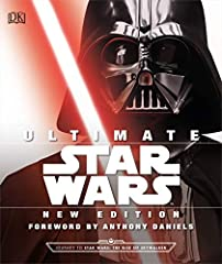 Every significant Star Wars character, creature, location, battle, droid and vehicle: one ultimate encyclopedia.Packed full of information, stunning images, and now fully updated to include The Last Jedi, Solo: A Star Wars Story, Star Wars: R...