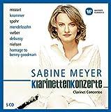 Concertos pour Clarinette