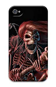 iPhone 4S Case Cool Skull 14 Pattern Hard Back Skin Case Cover For Apple iPhone 4 4G 4S Cases